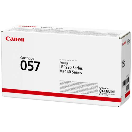 Canon CRG057 Toner /EREDETI/ 3,1K 3009C002AA