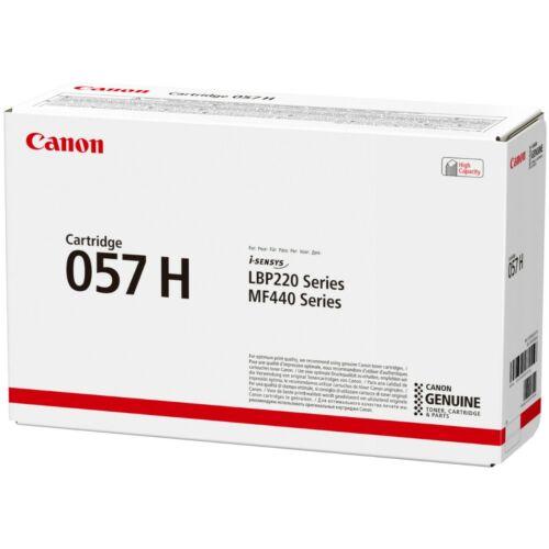 Canon CRG057H Toner /EREDETI/ 10K 3010C002AA