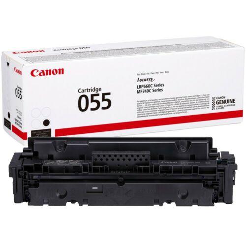 Canon CRG055 Toner Black 2,3K (EREDETI) 3016C002