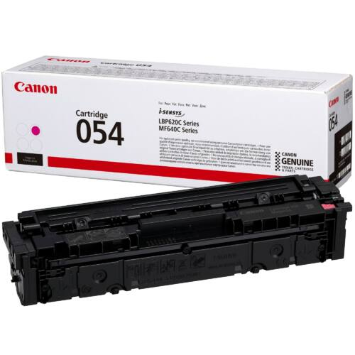 Canon CRG054 Toner Magenta 1,2K (EREDETI) 3022C002AA