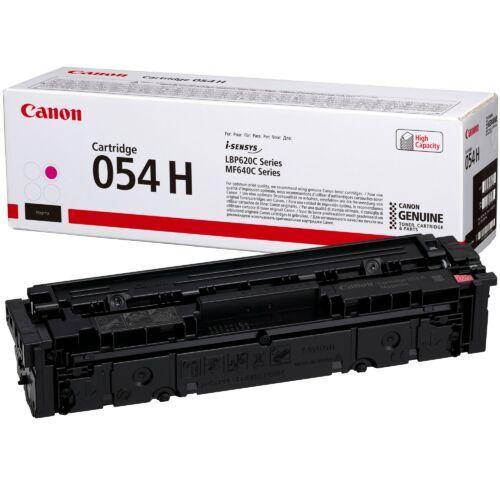 Canon CRG054H Toner Magenta 2,3K (EREDETI) 3026C002AA