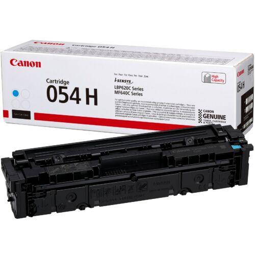 Canon CRG054H Toner Cyan 2,3K (EREDETI) 3027C002AA