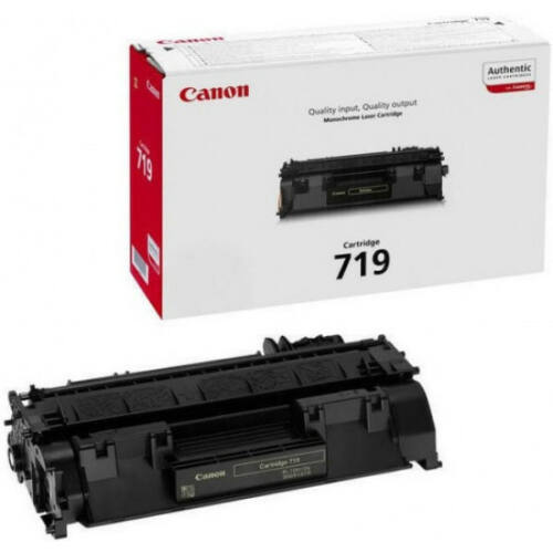 Canon CRG719 Toner Black /o LBP6300 3479B002