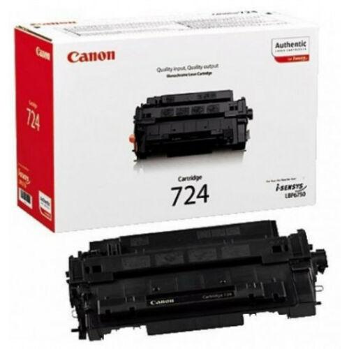 Canon CRG724 Toner 6K LBP6750 3481B002