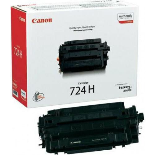 Canon CRG724H Toner 12K LBP6750 3482B002