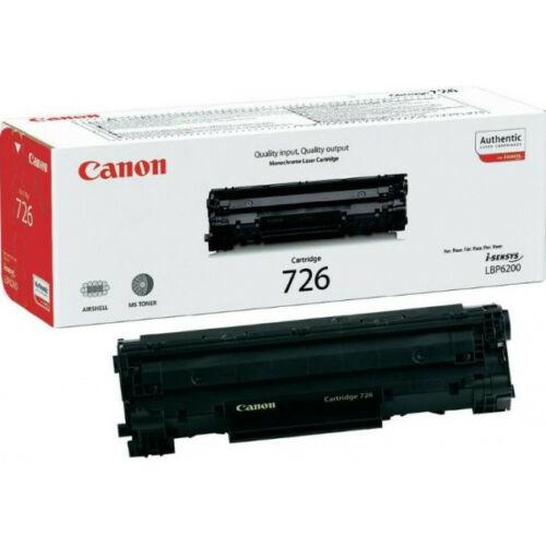 Canon CRG726 Toner 2,1K LBP6200 3483B002