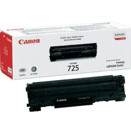 Canon CRG725 Toner 1,6K LBP6000 3484B002