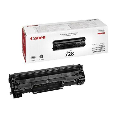 Canon CRG728 Toner 2,1K MF4580 3500B002