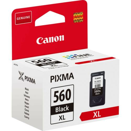 Canon PG560XL Patron Black /EREDETI/ 3712C001