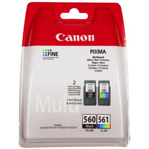 Canon PG560 + CL561 Multipack /EREDETI/ 3713C006
