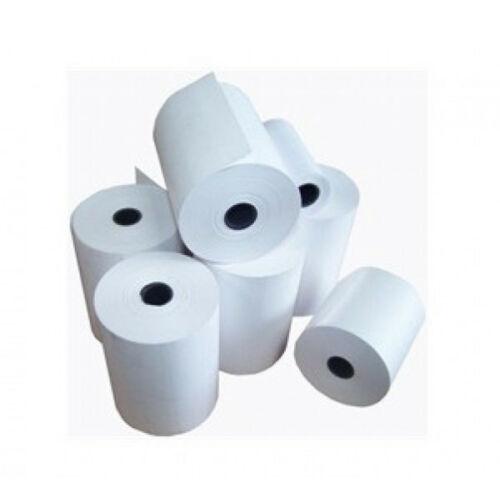Pénztárgépszalag thermo tekercs - hőpapír - 37x50x12mm nyomott/10db