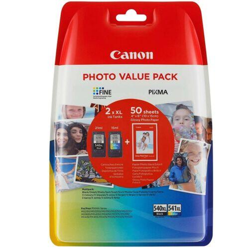 Canon PG540XL+CL541XL+10x15 GP501 (50lapos) Multipack /eredeti/ 5222B013