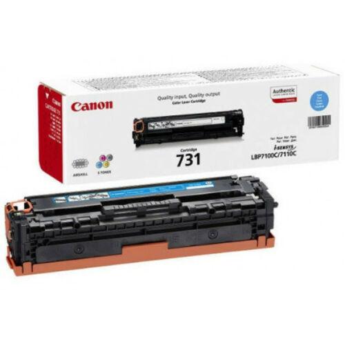 Canon CRG731 Cyan Toner 6271B002