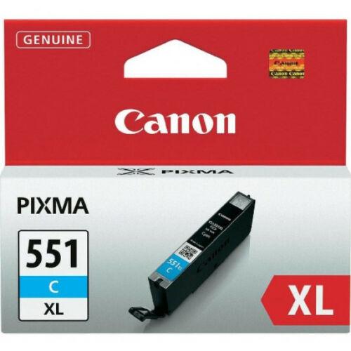 Canon CLI551XL Patron Cyan 6444B001