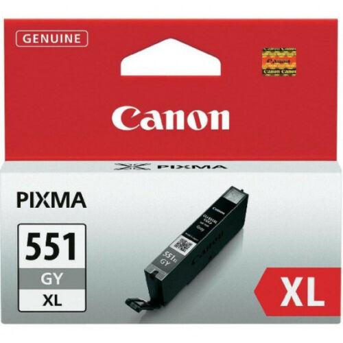 Canon CLI551XL Patron Grey 6447B001
