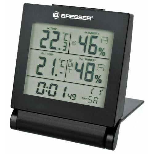 Bresser My Time Travel ébresztőórás időjárás állomás