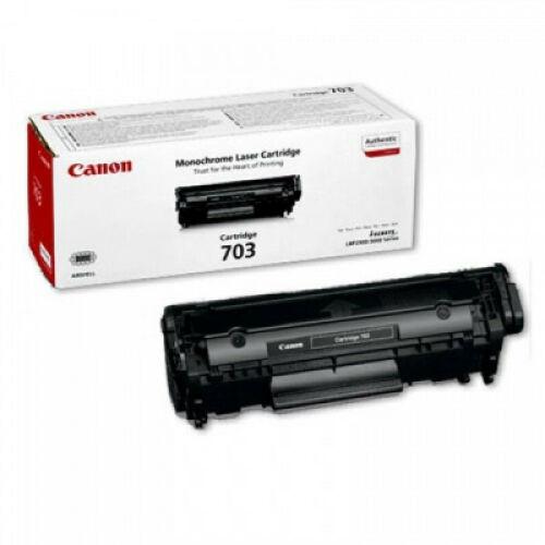 Canon CRG703 Toner LBP2900 7616A005