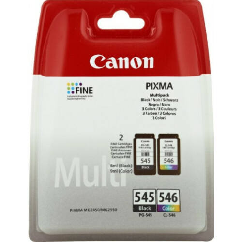 Canon PG545 + CL546 Multipack 8287B005