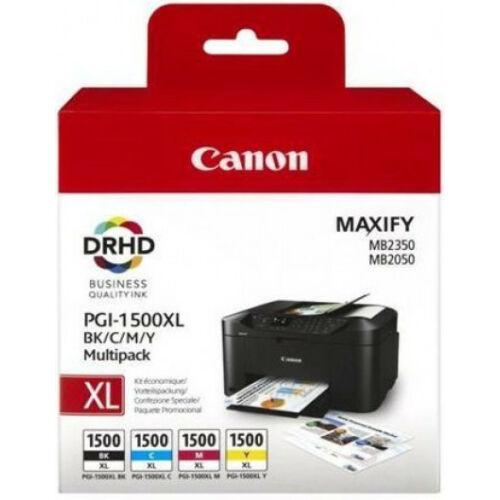 Canon PGI1500XL Multipack Bk/C/M/Y 9182B004
