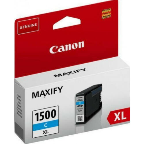 Canon PGI1500XL Patron Cyan 9193B001