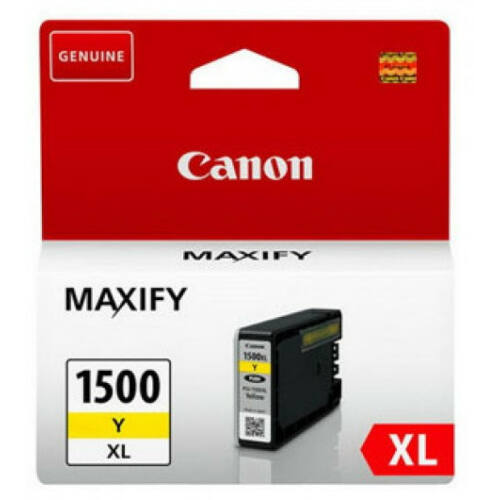 Canon PGI1500XL Patron Yellow 9195B001