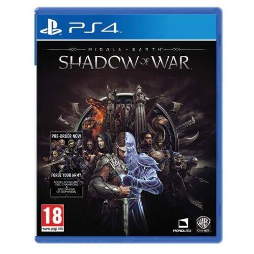 Cenega PS4 Middle-earth: Shadow of War