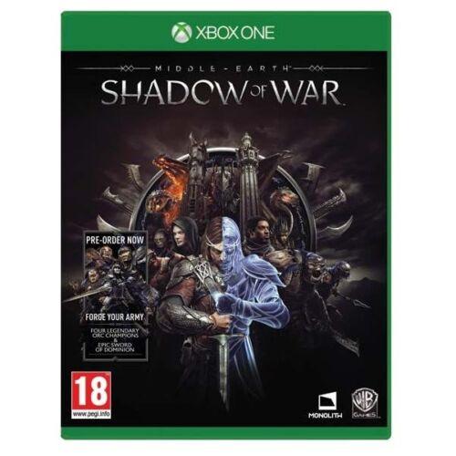 Cenega Xbox One Middle-earth: Shadow of War