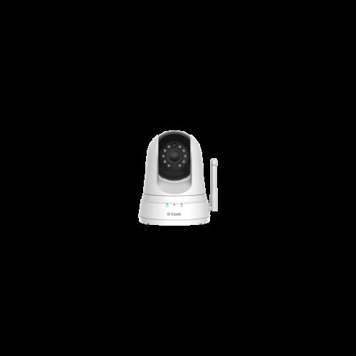 D-Link Kamera - DCS-5000L - Wireless 0,3 MP 640x480 Fix Beltéri