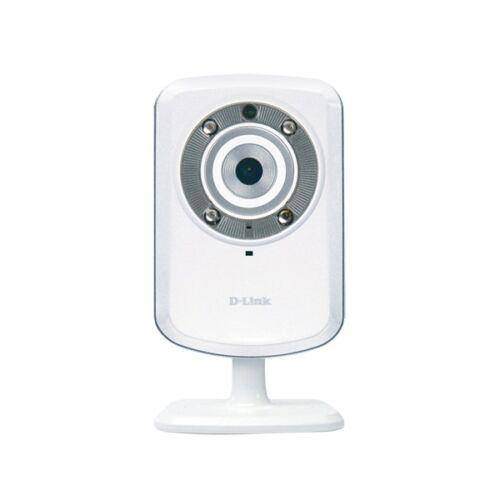 D-Link Kamera - DCS-932L - Wireless 0,3 MP 640x480 Vízálló Éjjellátó Fix Beltéri Cloud