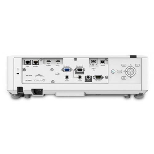 EPSON Projektor - EB-L510U (3LCD, 1920x1200 (WUXGA), 16:10, 5000 AL, 2 500 000:1, USB/RJ-45/VGA/Wifi(opcionális))