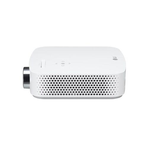 LG LED Projektor - PF50KS, 1920x1080, FHD, 100.000:1, 600 ANSI Lumen, HDMIx2, LAN, USB, USB-C, 1kg, hangszóró