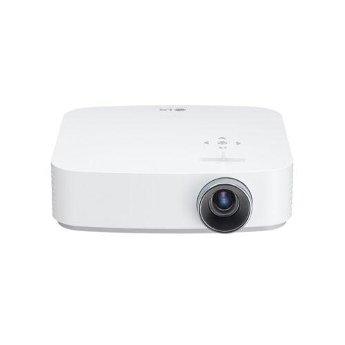 LG LED Projektor - PF50KG, 1920x1080, FHD, 100.000:1, 600 ANSI Lumen, HDMI, LAN, USB, USB-C, 1kg, hangszóró