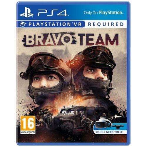 SONY PS4 Játék Bravo Team VR
