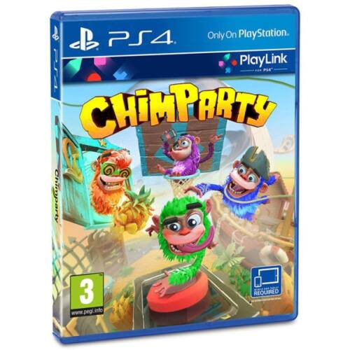 SONY PS4 Játék Chimparty
