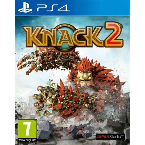 SONY PS4 Játék Knack 2