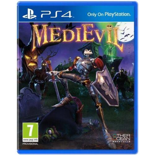 SONY PS4 Játék MediEvil