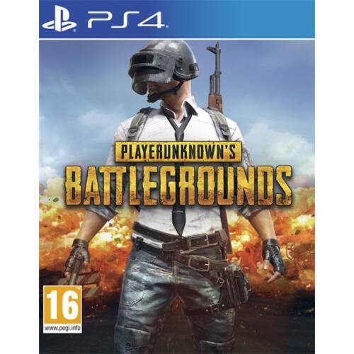 SONY PS4 Játék Playerunknowns Battlegrounds