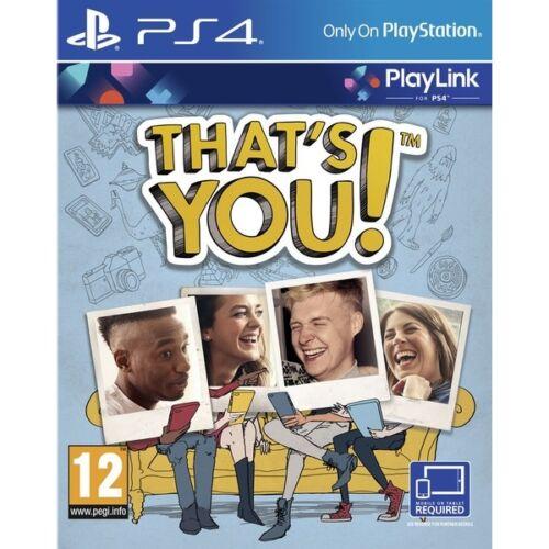 SONY PS4 Játék Thats You