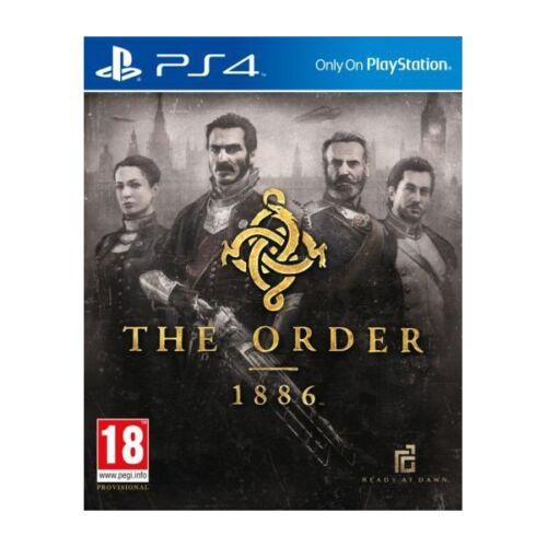 SONY PS4 Játék The Order 1886