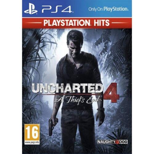 SONY PS4 Játék Uncharted 4 A Thiefs End HITS