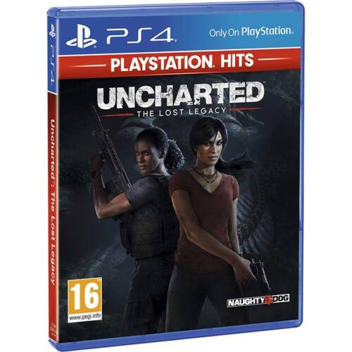 SONY PS4 Játék Uncharted The Lost Legacy HITS