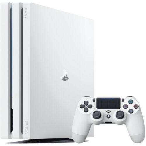 SONY PS4 Konzol 1TB Pro, fehér