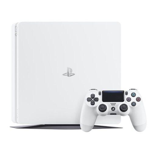 SONY PS4 Konzol 500GB Slim, fehér