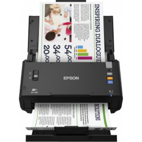 Epson WorkForce DS-560 irodai lapáthúzós szkenner