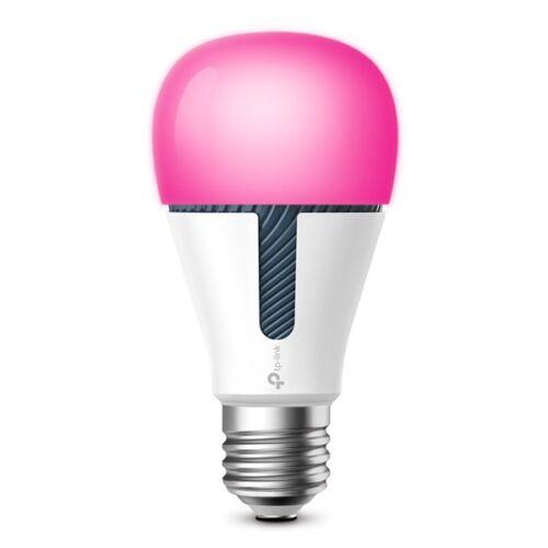 TP-LINK LED Izzó Wi-Fi-s E27, váltakozó színekkel, KL130