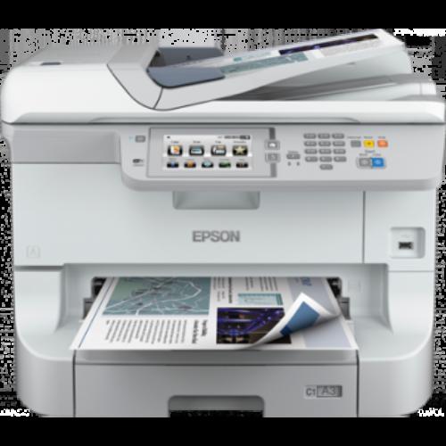 WorkForce Pro WF-8590DWF A3 multifunkciós irodai nyomtató