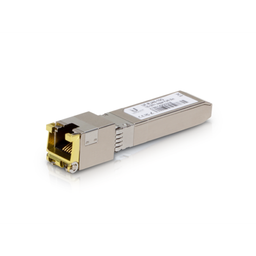 UBiQUiTi SFP modul - UF-RJ45-10G - U Fiber, Copper, RJ45, 1/10Gbps, 100m/3m