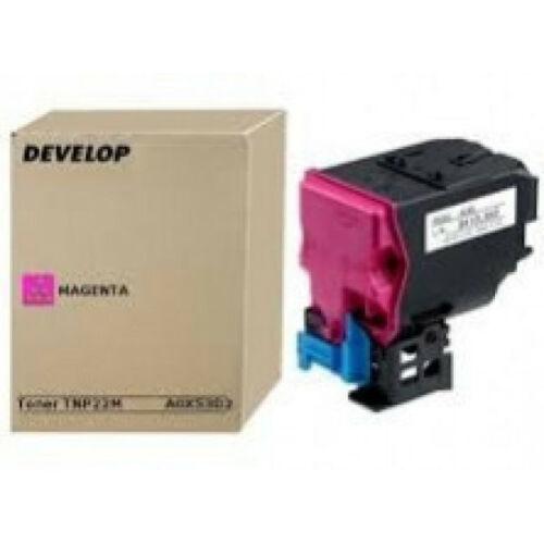 Develop ineo+35 Toner Magenta TNP22M /Eredeti/ A0X53D2
