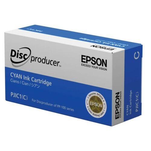 Epson PJIC1 Patron Cyan 26ml (Eredeti) C13S020447