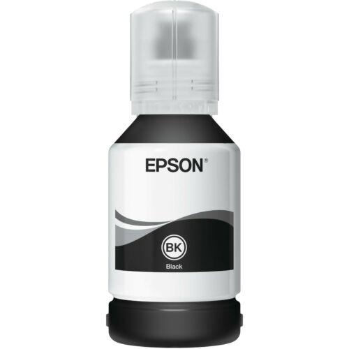 Epson T00Q1 Tinta Bk 140ml (Eredeti) C13T00Q140